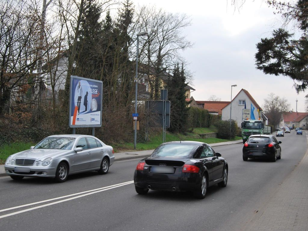 Heidelberger Str.  B3/Si. REWE