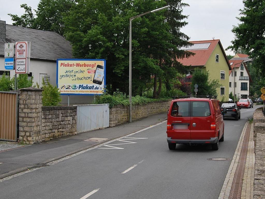 Schweinfurter Str.  19a/Si. Getränkemarkt