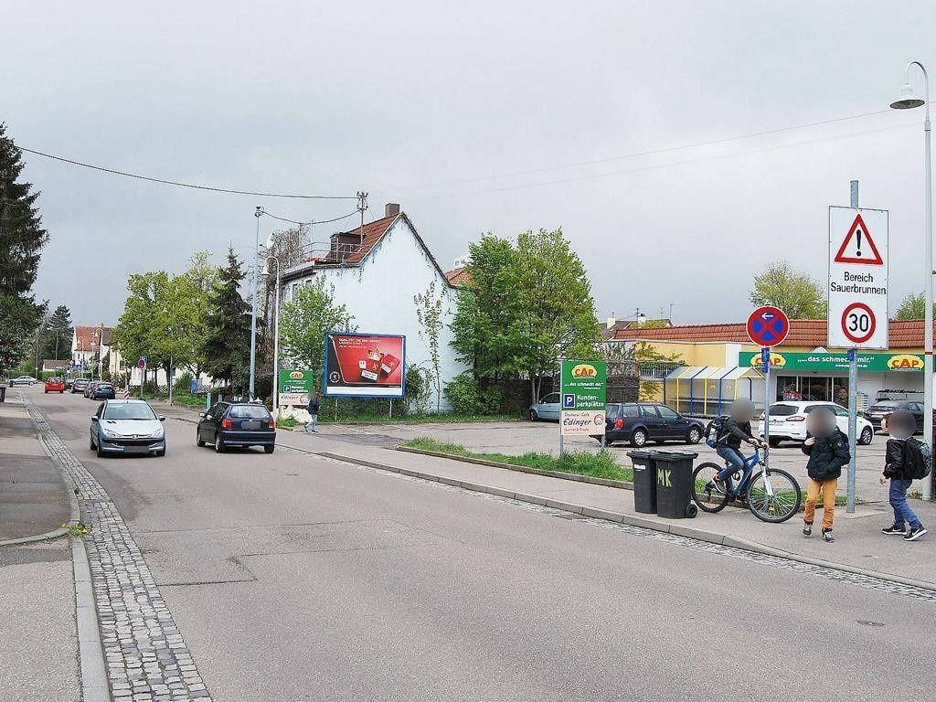 Poststr.  36/CAP-Markt Einf. quer