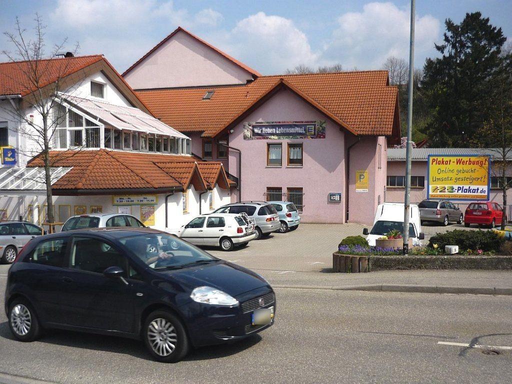 Hauptstr.  41/EDEKA Si. Einf.