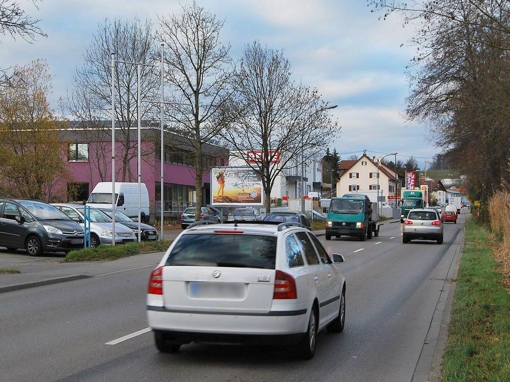 Stegwiesen  16/B313 quer li./Zuf. REWE