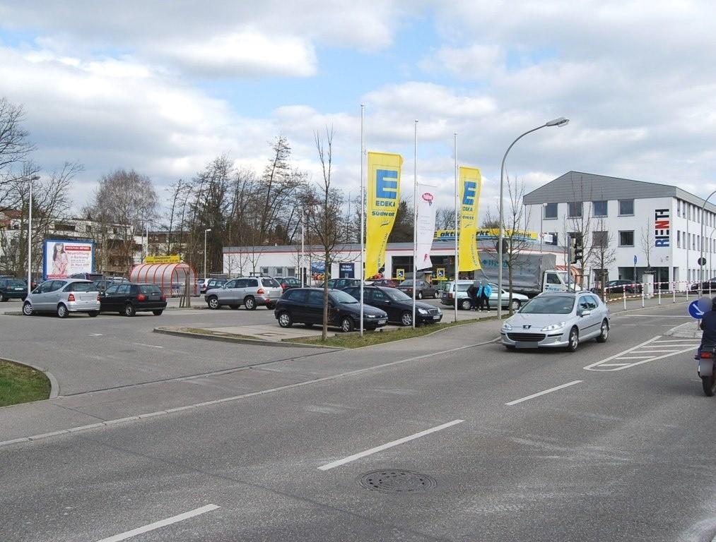 Wiesenstr.  33/EDEKA/Si. Einf.