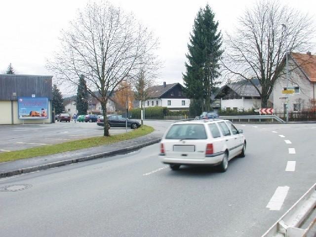 Hindenburgstr.   2/EDEKA/Si. Frauenauer Str.