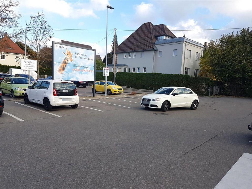 Bodenseestr.  27 (REWE PP Sto. 2) Si. Markt