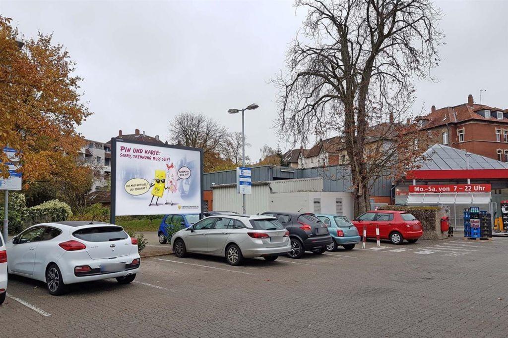 Goslarsche Str.  61/Rewe/PP/Si. Str.