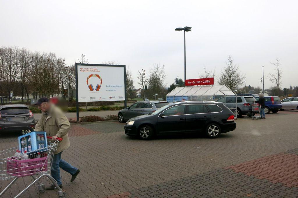 Germanenstr.   2 -PP neb. Einkaufsw. Si. Markt