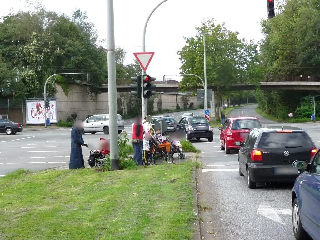 Duisburger Str./Stockholmer Str. quer