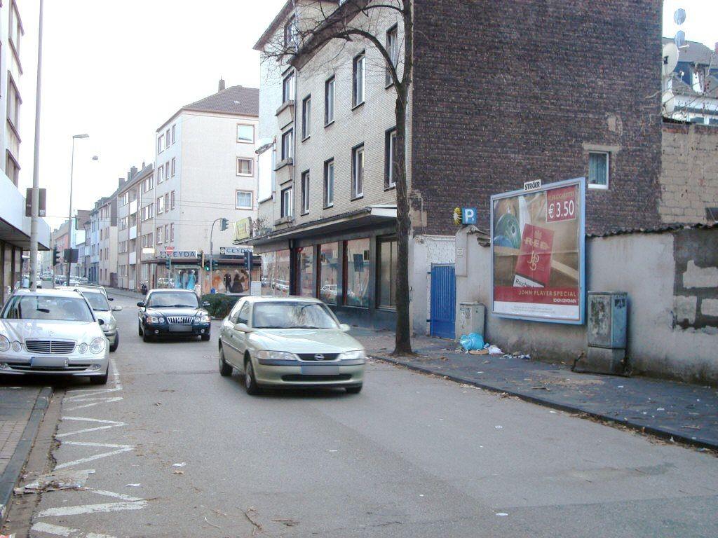 Weseler Str.  25/Hagedornstr.