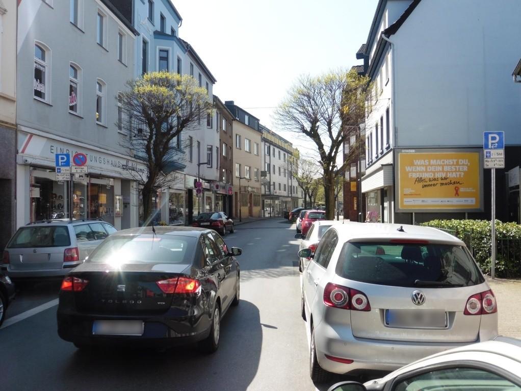 Kaiserstr.  61 re. quer
