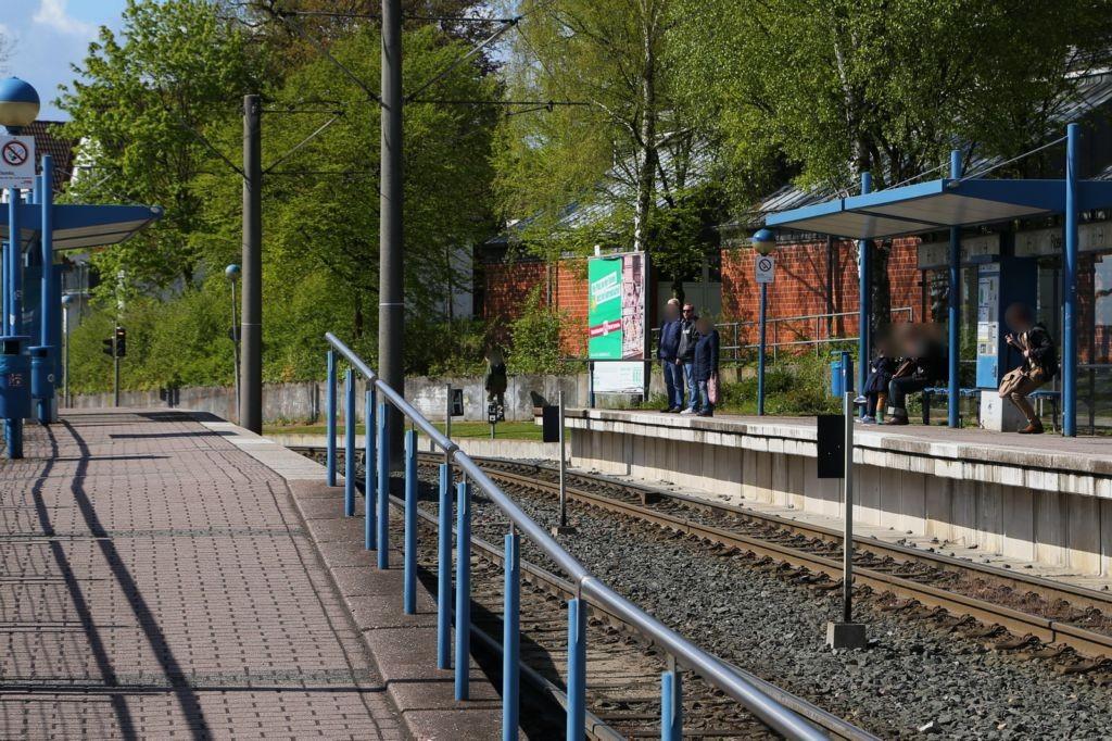 Brackweder Str./An der Rosenhöhe, Straba-HST