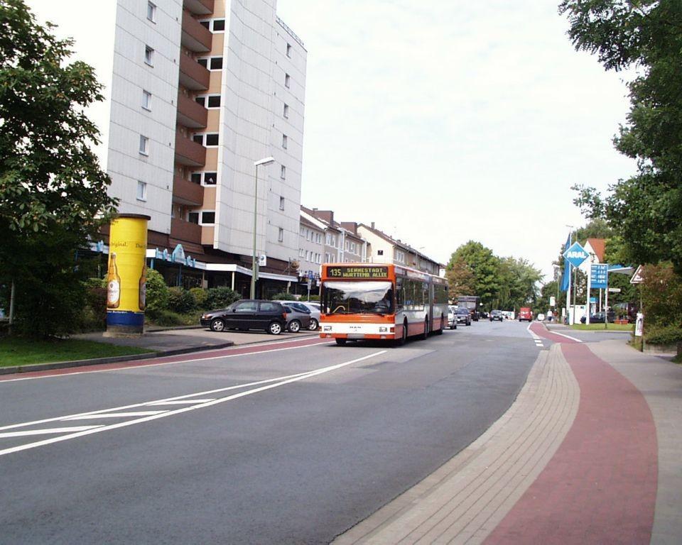 Vennhofallee  19 geg. Bullerbachweg