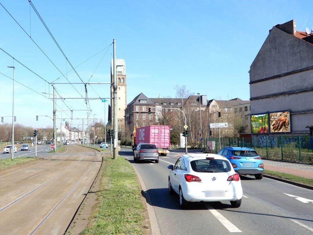 Grunewaldstr. 117 Si. Wanheimer Str.
