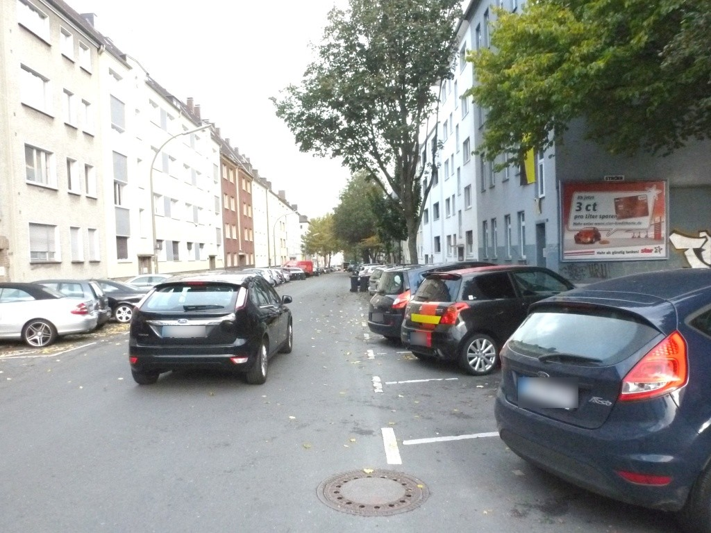 Chemnitzer Str. 116/Markgrafenstr. re. quer