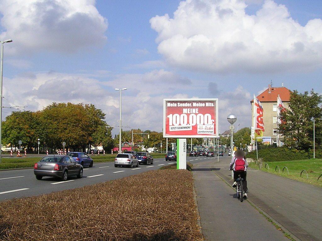 Hamburger Str./Weinbergweg/We.re.