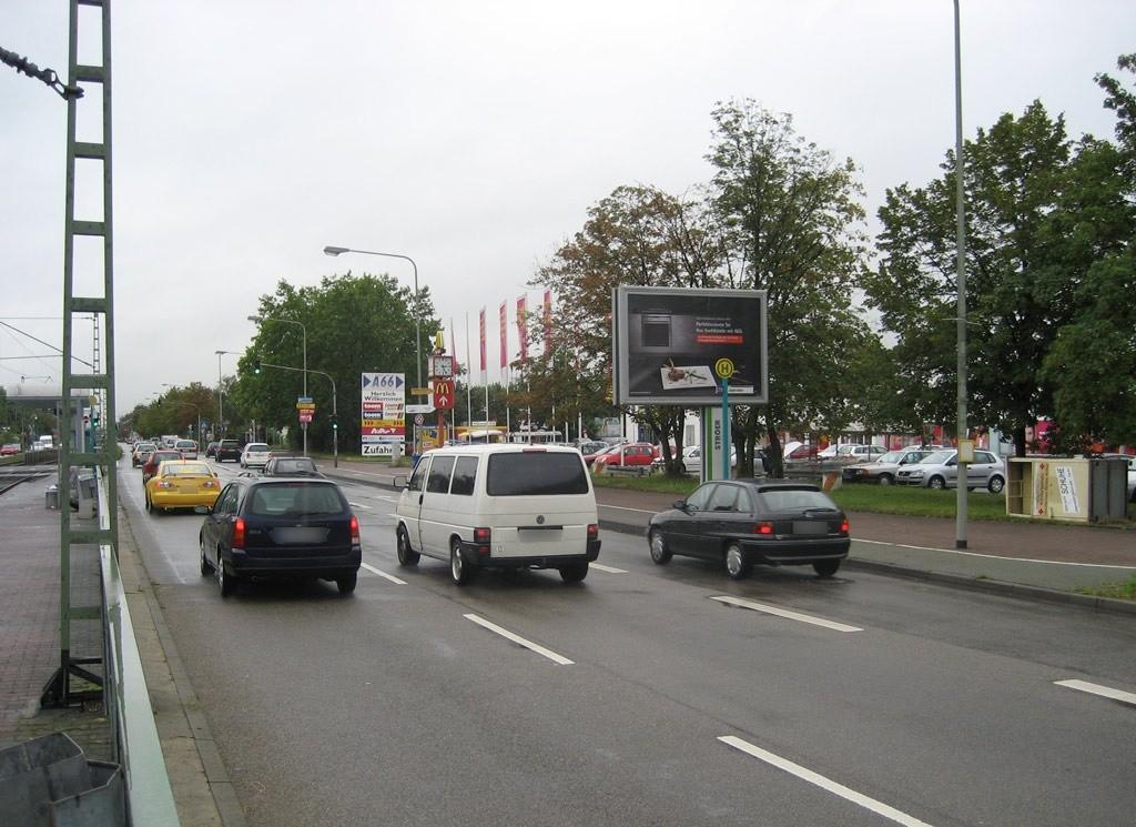 Mainzer Landstr. 633/Jägerallee geg./We.re.