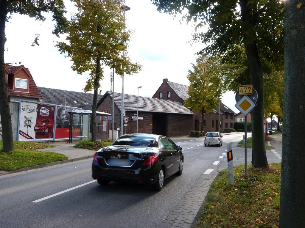 Bergheimer Str.   1/Josef-Schwartz-Str. B477
