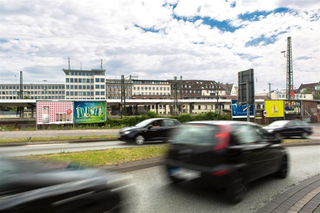Am Güterbahnhof Zuf. Ostwestfalendamm