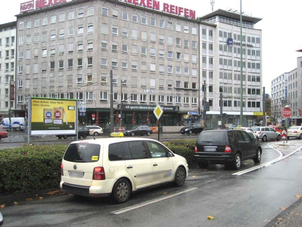 Am Hbf geg. Münchener Str./Se. Bf