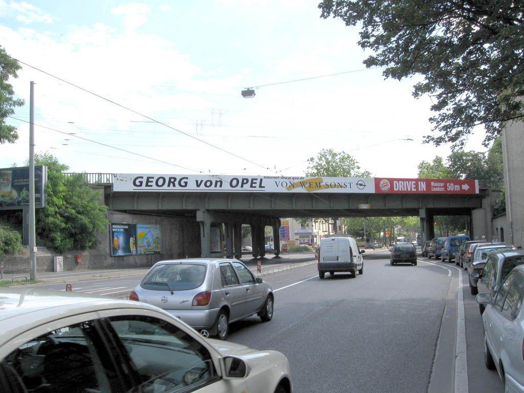 Mainzer Landstr./Schloßborner Str./DB-Brücke re.