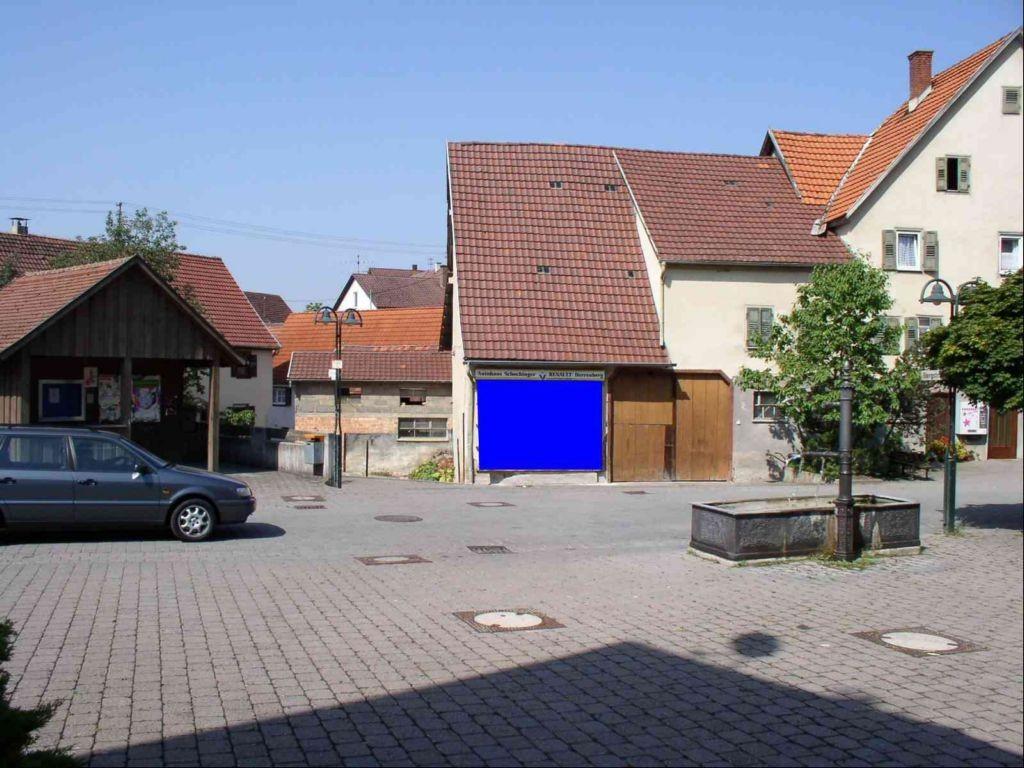 Benzinger Str./Bergstr.