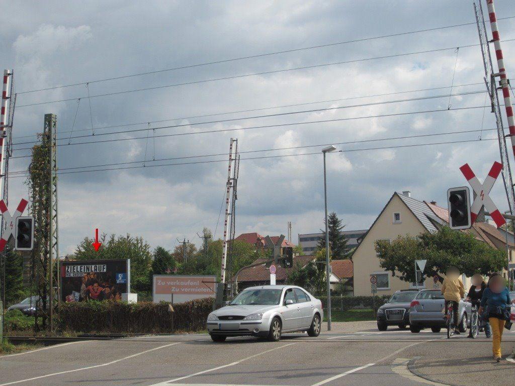 Ernst-Blickle-Str./Bahnübergang