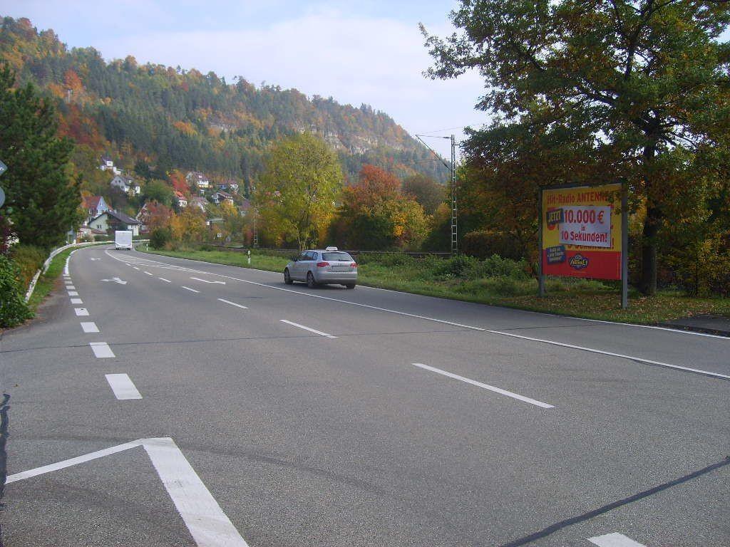 Stuttgarter Str./Bahnüberg. B14