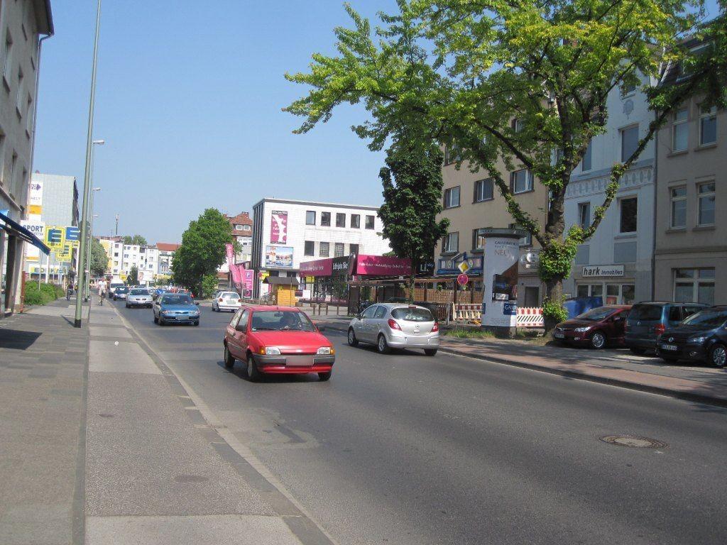 Sternbuschweg 99/Bürgerstr.