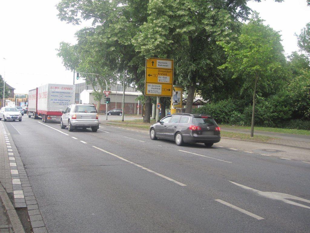 Düsseldorfer Str. 439/Wacholderstr.