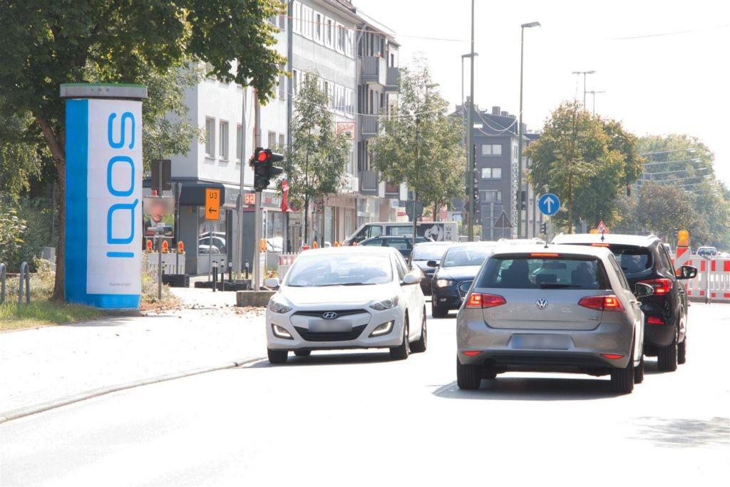 Sternbuschweg 187/Scheffelstr.