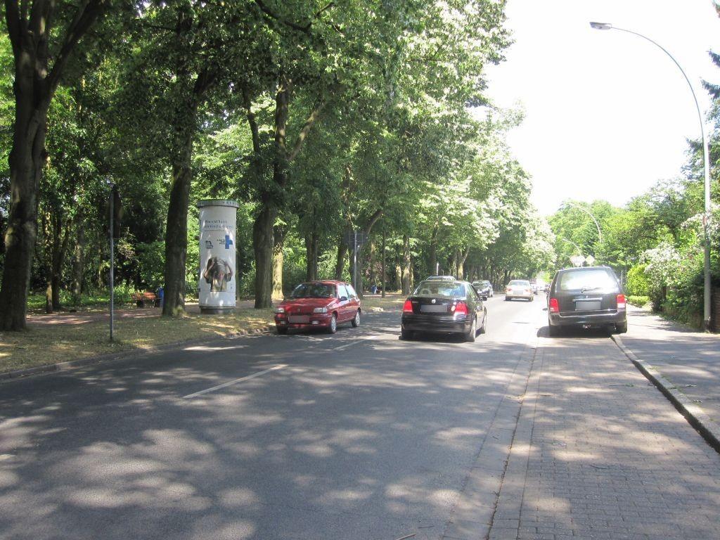 Friedhofsallee geg.  31/Duisburger Str.