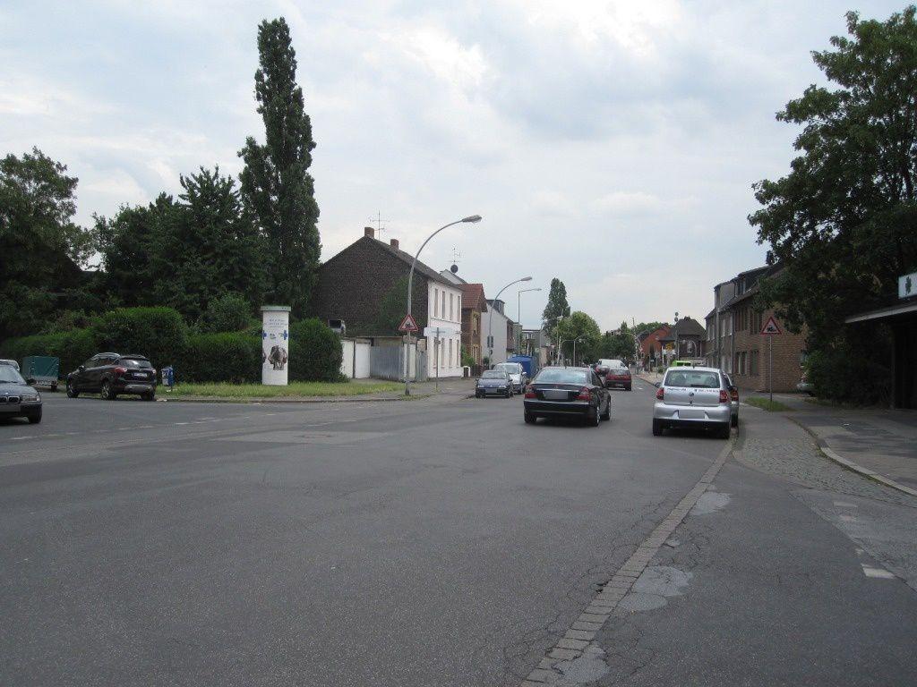 Heiligenbaumstr.  21/Knevelspfädchen