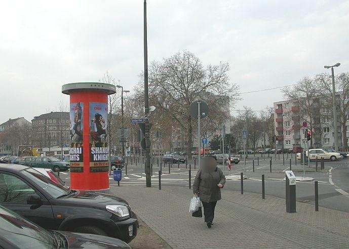 Ostparkstr./Danziger Platz/Ostbahnhof