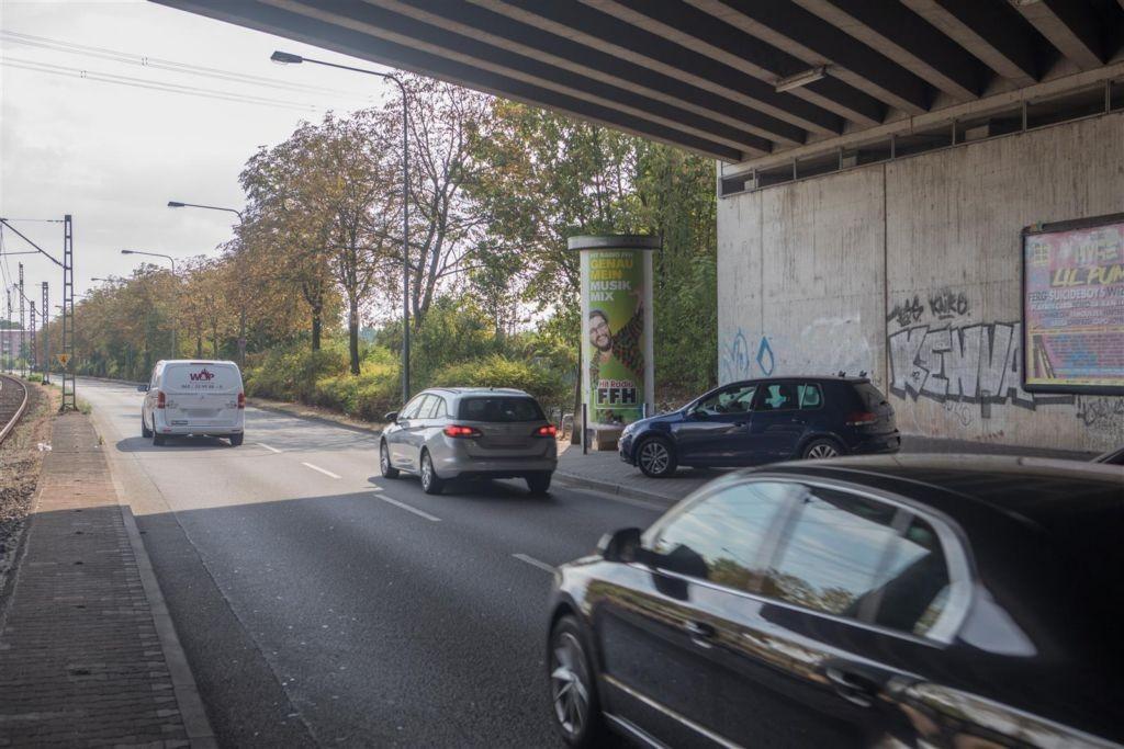 Mainzer Landstr./Autobahnbrücke Ri. Innenstadt
