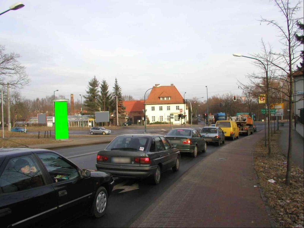 Nuhnenstr./Westkreuz Messegelände