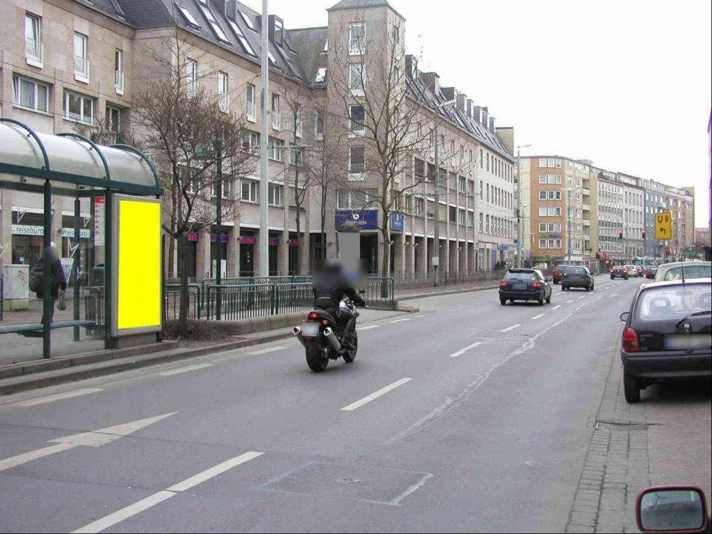 Bohlweg/Hagenmarkt sew. li./RS