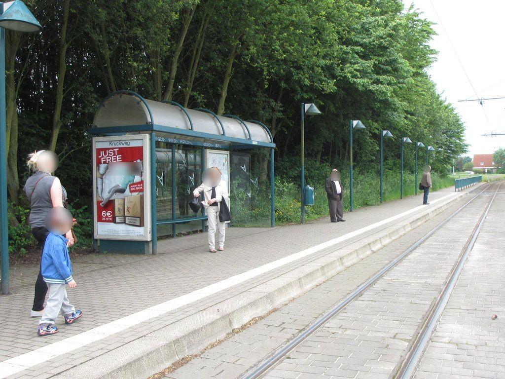 Donaustr./Kruckweg/sew. außen