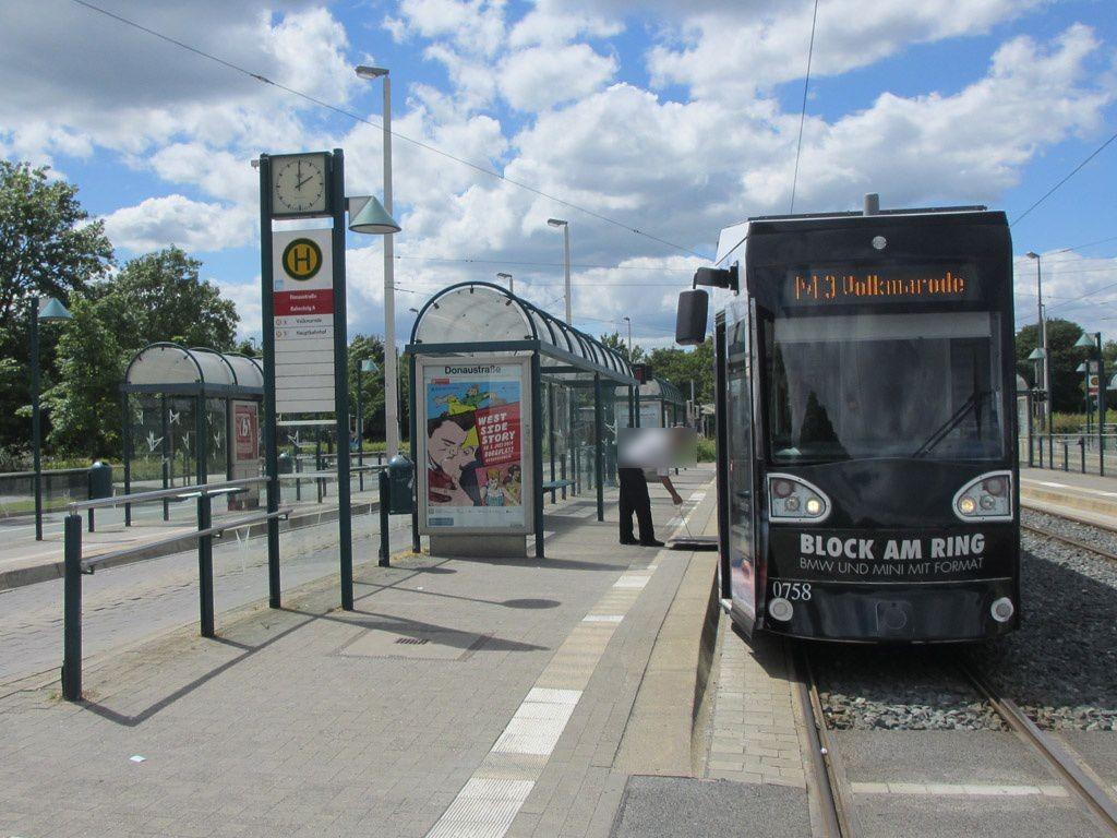 Münchenstr./Donaustr./sew. li. außen