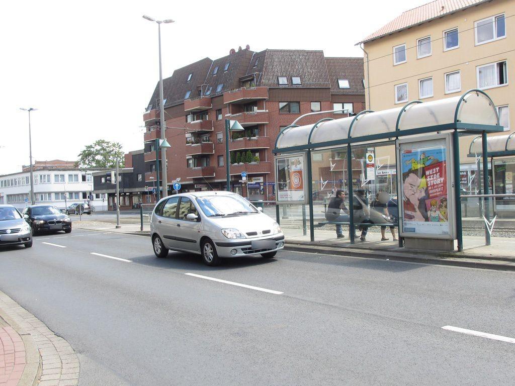 Luisenstr./Cammannstr. saw. re./RS