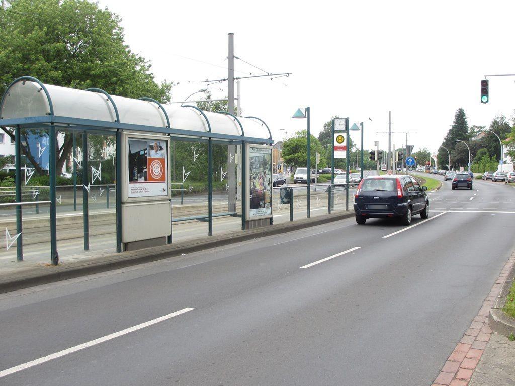 Donaustr./Am Queckenberg sew./RS