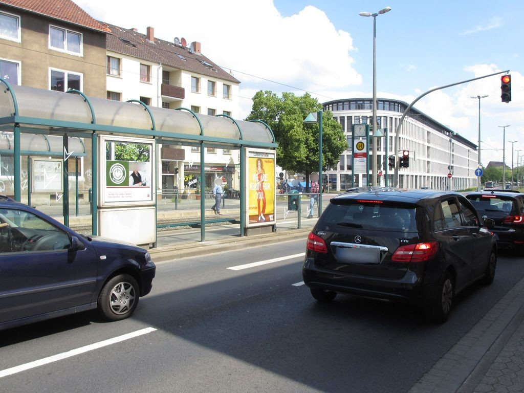 Luisenstr./Frankfurter Str. sew. li./RS