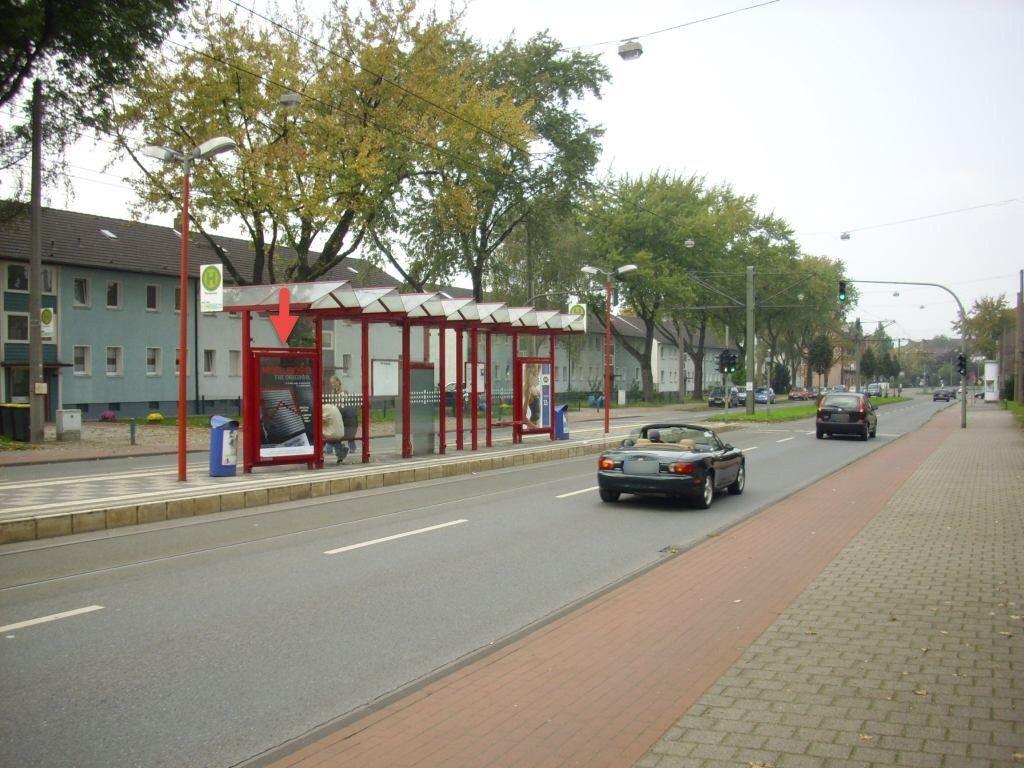 Weseler Str. geg. 265/Striepweg/Ri. DIN li.