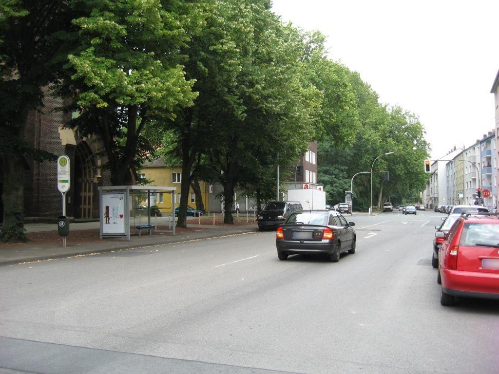 Wanner Str. 80/HST Bulmker Kirche/Ri.Rotth./We.li.
