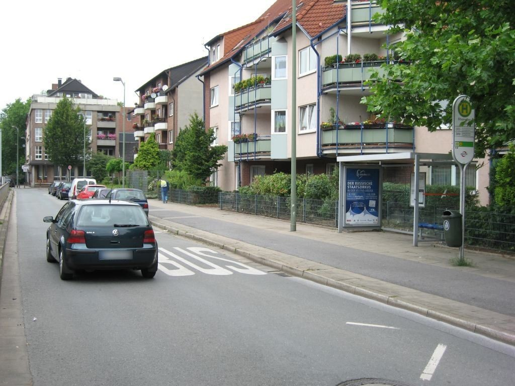 Bochumer Str. 53/HST Rheinelbestr./Ri. GE/We.re.