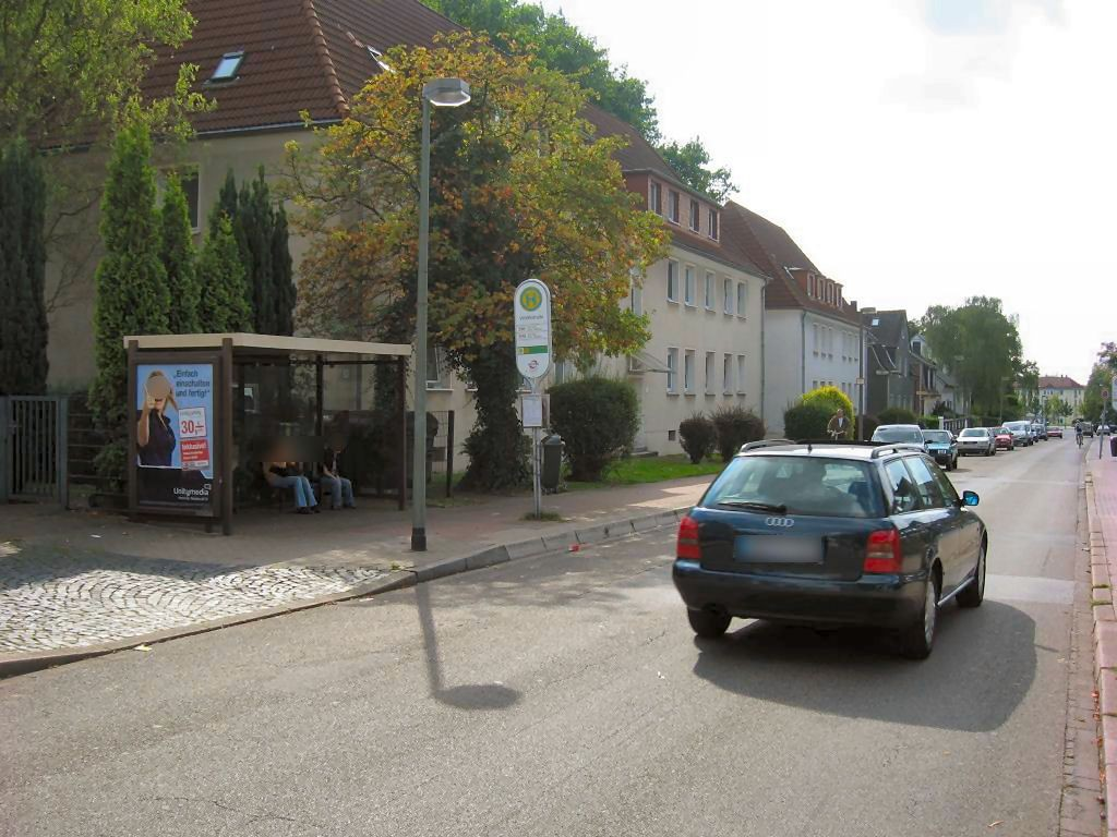 Röckstr. 1/HST Wörthstr./Ri. Buer/We.li.