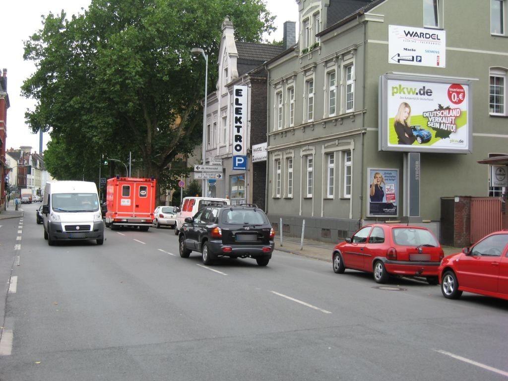Bismarckstr. 287/Nh. Bürgerstr.