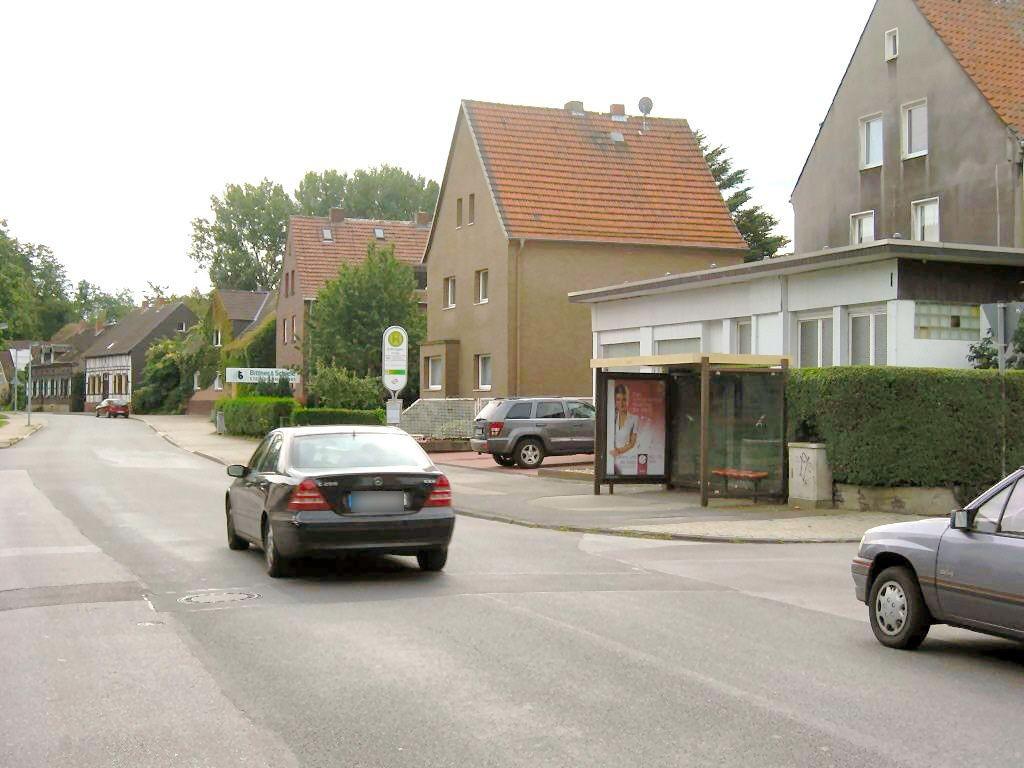 Erdbrüggenstr. geg. 77/HST Erdbrüggenstr./We.re.