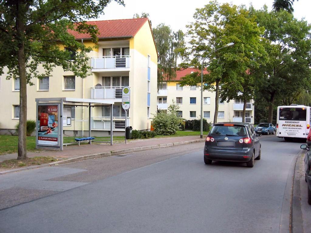 Stegemannsweg/HST Hegerothsweg/Ri. Horst/We.li.