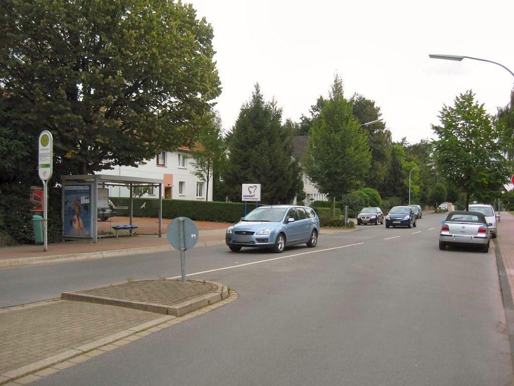 Schaffrathstr. 42/HST Nottkampstr./Ri. Buer/We.li.