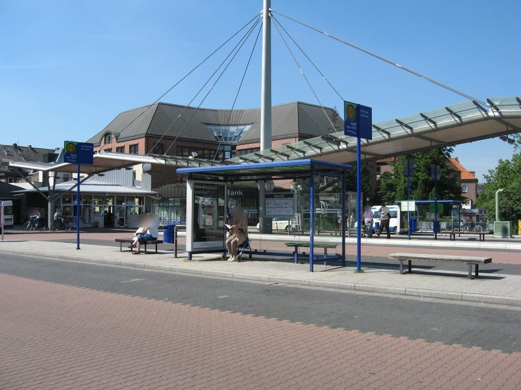Europaplatz/ZOB-HST Nord/We.re.