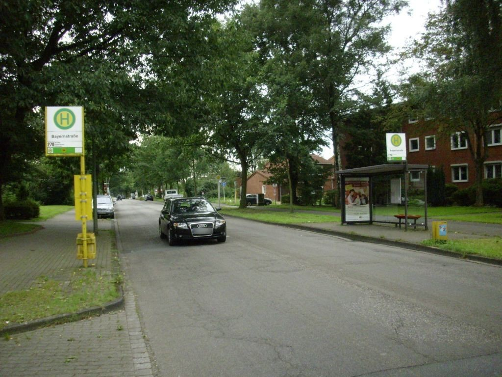 Langehegge 217/HST Bayernstr./We.re.